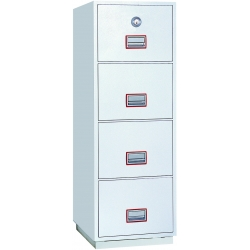 DFC4000 Armoire ignifuge à tiroirs - 197 L