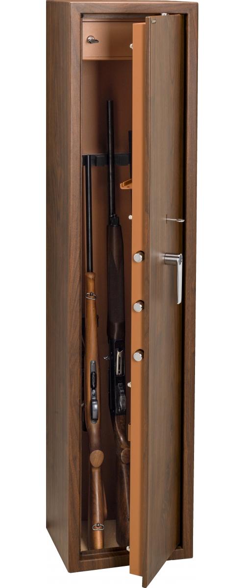 TCL/5 Armoire à fusils à clé - 5 fusils 102 L