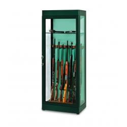 GA/70F Vitrine blindée à clé - 7 fusils 405 L