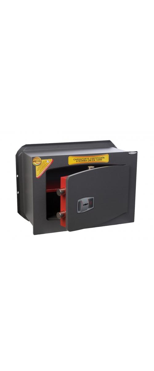 DK/3B Coffre-fort à emmurer à clé - 6,5 L