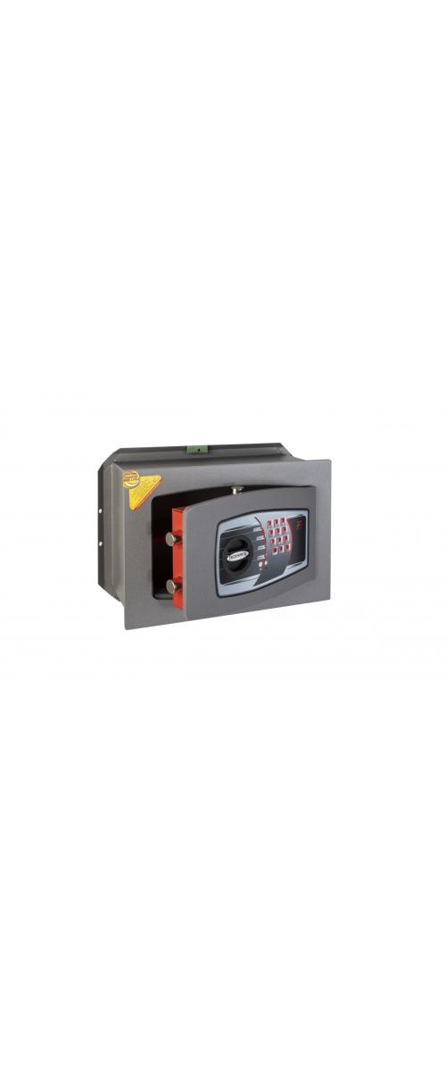 Coffre-fort à emmurer électronique - 18 L
