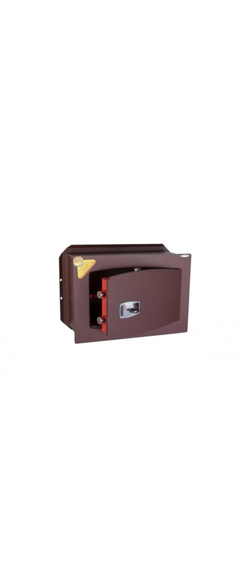 KM/4L Coffre-fort à emmurer à clé - 18 L