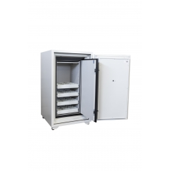 120 TDE- Armoire ignifuge à combinaison électronique - 143 L