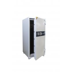 130 TDE- Armoire ignifuge à combinaison électronique - 180 L