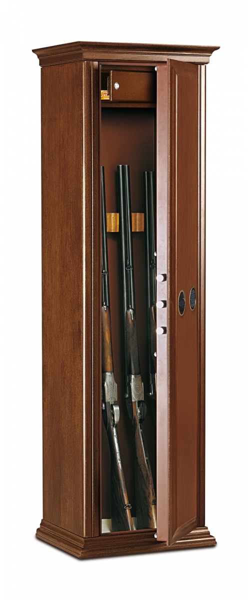 Armoire à fusils électronique pour 7 fusils - 143 L