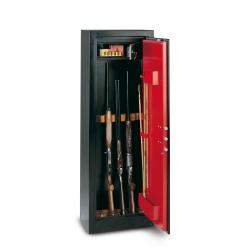 HS/600SC Armoire à fusils à clé pour 11 fusils - 218 L
