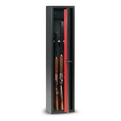 TCH/4 Armoire à fusils à clé pour 5 fusils - 70 L