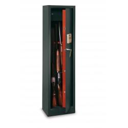 TCE/5 Armoire à fusils électronique pour 5 fusils - 119 L