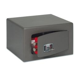 Coffre-fort à poser à clé double panneton - 19 L