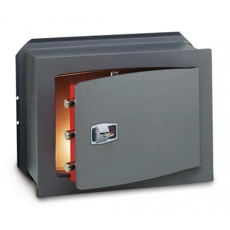 dk 5 coffre fort emmurer cl 21 l technomax. Black Bedroom Furniture Sets. Home Design Ideas