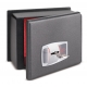 CS/0 Mini coffre-fort pour voiture à clé double panneton - 1,6 L