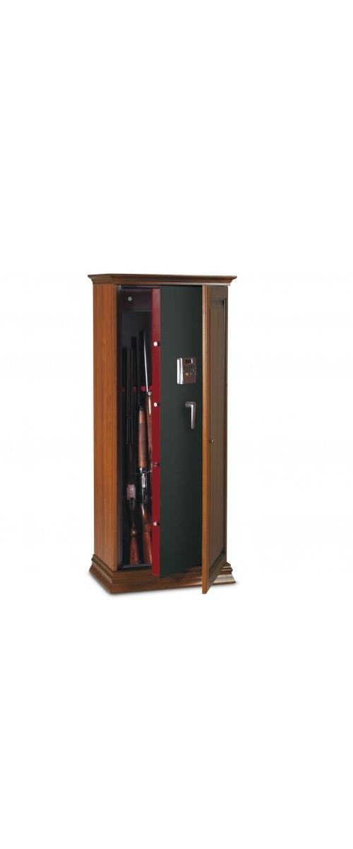 TCE/5L Armoire à fusils électronique pour 5 fusils - 119 L