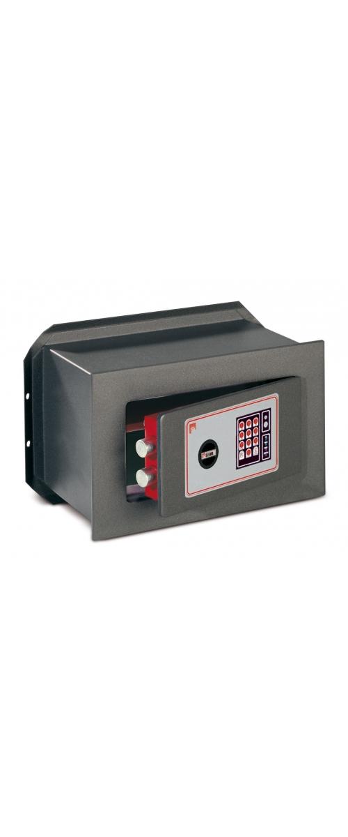 stk 3p coffre fort emmurer lectronique 9 l technomax. Black Bedroom Furniture Sets. Home Design Ideas