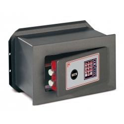 STK/4P Coffre-fort à emmurer électronique - 14 L